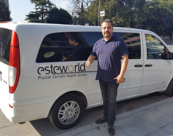 Transfer service Esteworld