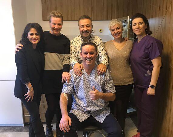 Tarieven haartransplantatie Turkije