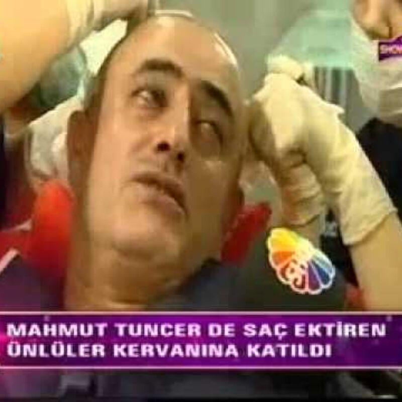 VIP Mahmut Tuncer  (bekende Turkse Zanger)