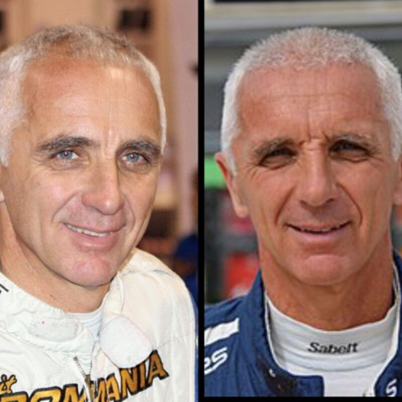 VIP Francois Delecour (wereld kampioen)