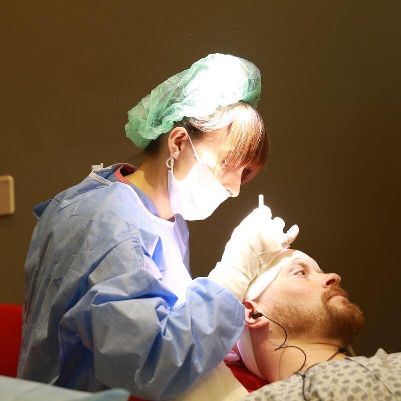 Eelke, haartransplantatie Turkije met 100% aandacht