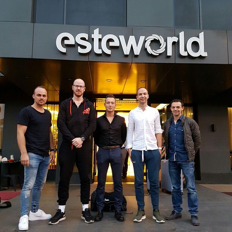 Esteworld voelt als thuiskomen