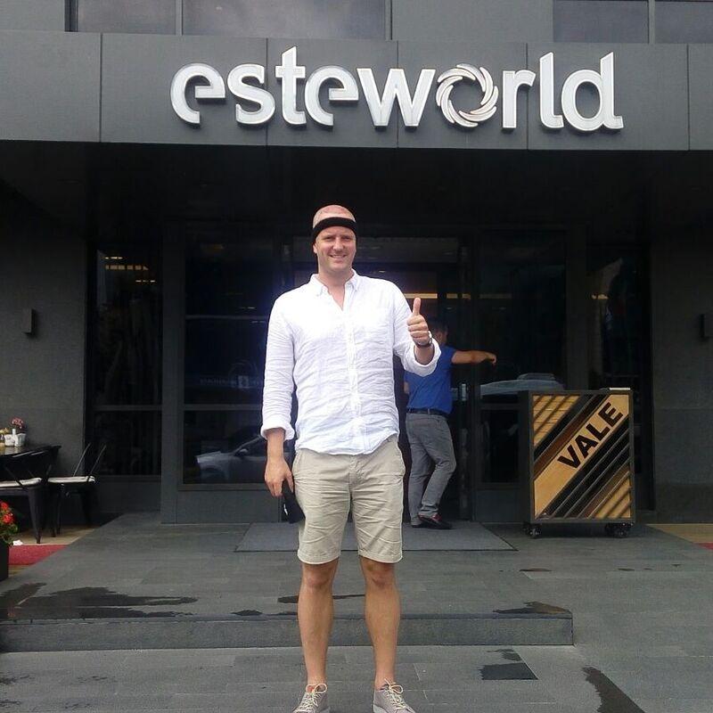 Kan Esteworld iedereen aanraden.Gewoon doen!