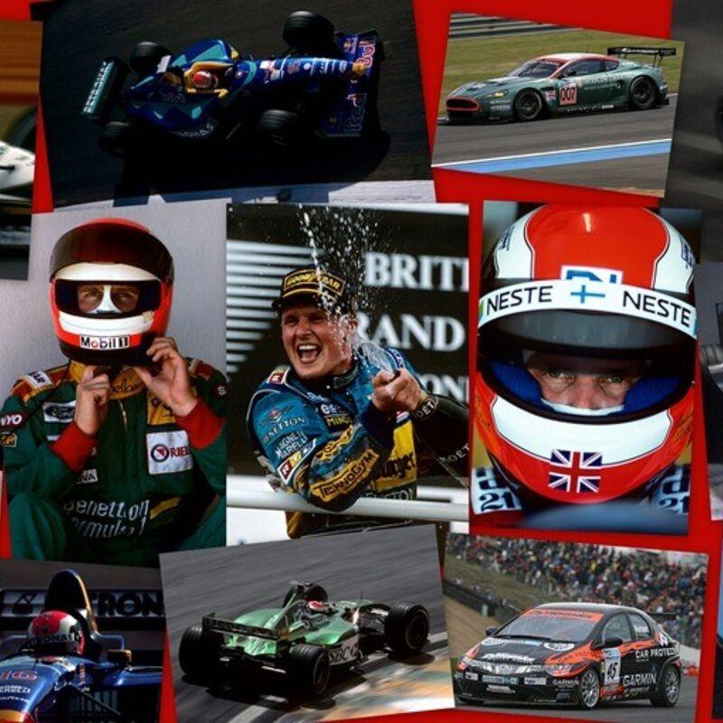 Legendarische Formule 1 Piloot Jhonny Herbert @ Esteworld!