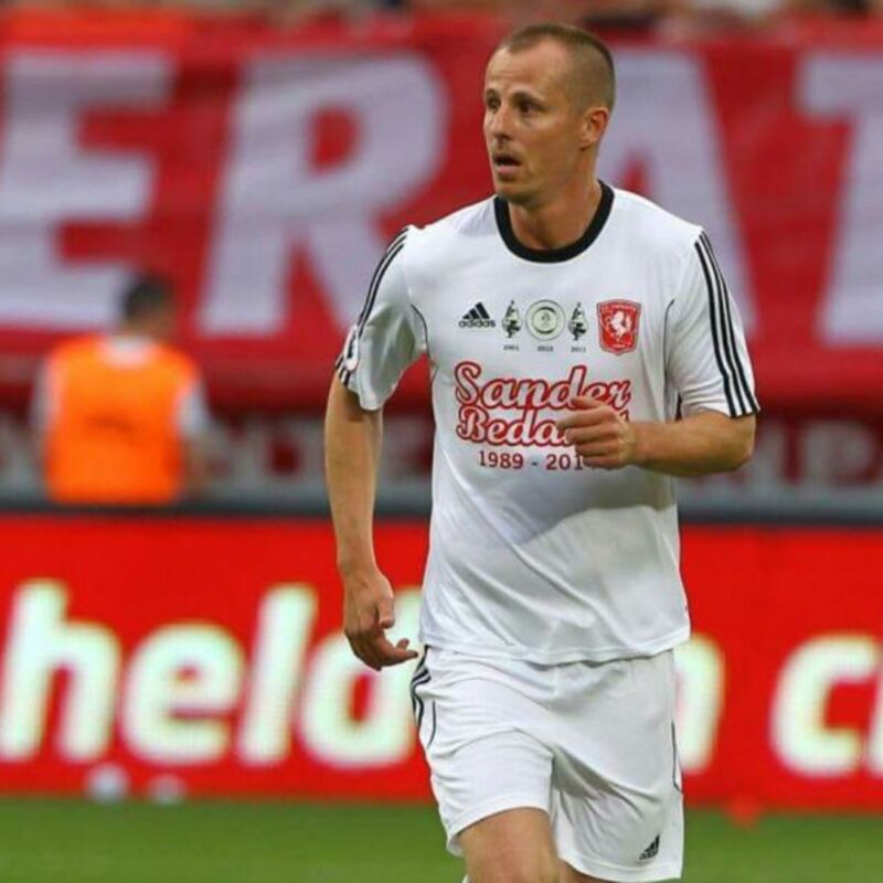ProfVoetballer FC Anderlecht, FT Twente, Chris den Witte