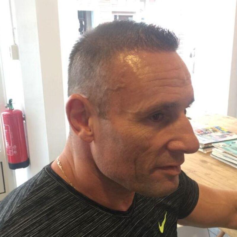 VIP Europees en Wereldkampioen vechtsport / acteur Joop kasteel @